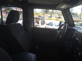 Jeep Wrangler  2012 787-701-5030