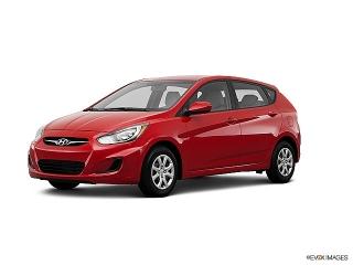 Hyundai Accent 5 Rojo 2013