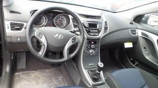 Hyundai Elantra Coupe Negro 2014