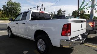 Ram 1500 St Blanco 2012