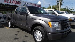 Ford F-150 Xl Gris Oscuro 2011