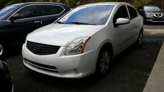 Nissan Sentra 2.0 Blanco 2012