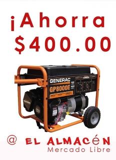 GENERAC 8,000KW