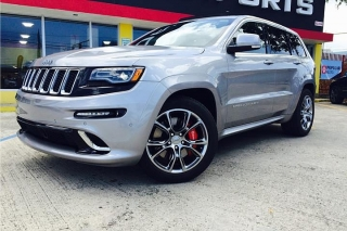 Jeep GRAND CHEROKEE   SRT8 2014