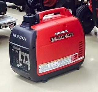 Generador / Planta Honda Modelo EU2000i 120v 2000w