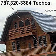 TECHO ALUMINIO-TECHO METAL LLAME TODA LA ISLA
