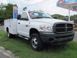 2008 DODGE RAM 3500 TURBO DIESEL