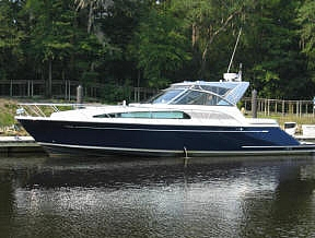 Chris Craft Roemer 43 '03