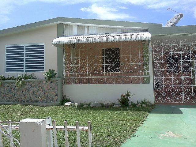 Urb. Guanajibo Homes 900 Plan 8