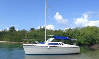 Hunter SailBoat 1994 23.5