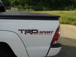 TACOMA TRD SPORT 2014