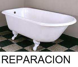 REPARACION DE BAÑERA  BAÑERA REPARACION