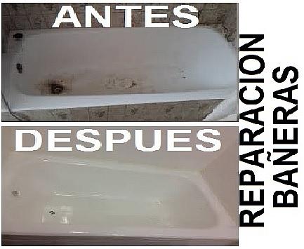 Reparacion de ba era ba era reparacion para compra venta for Reparacion de baneras