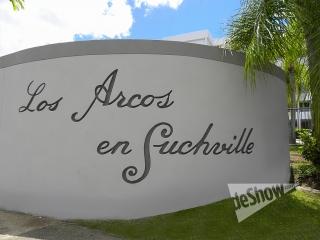 Los Arcos en Suchville - Localización Céntrica