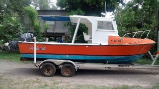"Se vende bote de 22"""