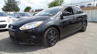 Ford Focus S Negro 2012