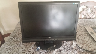 Monitor De Computadora Windows vista marca AOC !! aprovecha !!