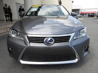 Lexus CT 2014