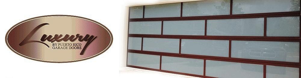 Puerto Rico Garage Doors Inc. Puertas de Garajes, Entrada Principal y Ventanas