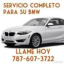 Tienes un BMW?
