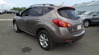 Nissan Murano S Marron 2009