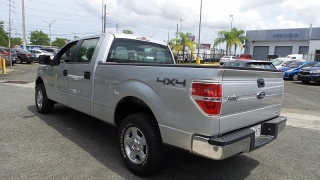 Ford F-150 Xl Plateado 2014
