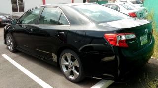 TOYOTA CAMRY SE V6 2012