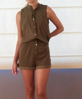 Feel Wild n' Free With this Safari Look from Lindisima!
