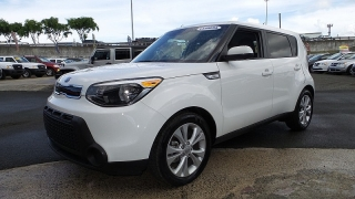 Kia Soul Base Blanco 2015