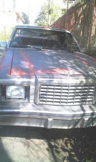 Ford Thunderbrid 1982