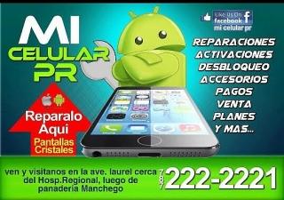 REPARACION IPHONE Y GALAXY