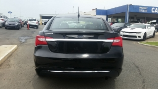 Chrysler 200 Lx Negro 2014