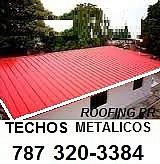 Techo de aluminio-techo metal-787320-3384