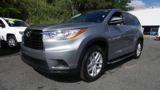 Toyota Highlander Le Plateado 2015