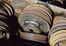 Pulley/Poleas de Mitsubishi Montero 96