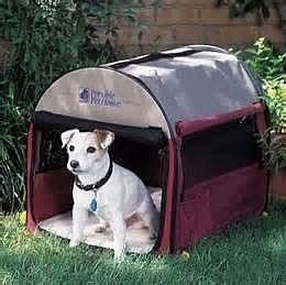 Casa en tela para Perros / Cargador
