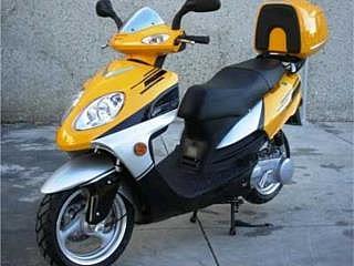 Velocity 150cc Scooter
