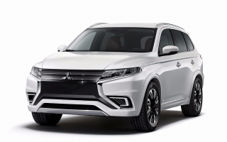 MitsubishiOutlander 2016