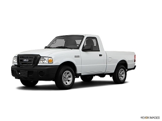 Ford Ranger Xl Blanco 2011