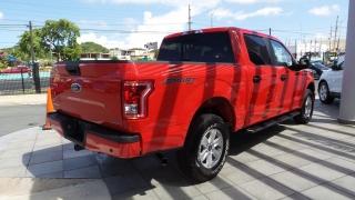 Ford F-150 Xl Sport Rojo 2015