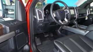 Ford F-150 Platinum Rojo 2015