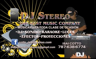 Dj Stereo The Best Music Company
