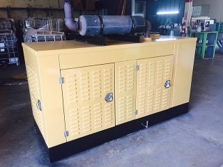 Generador Carterpillar 50KW