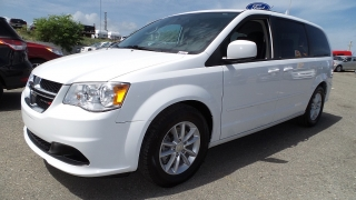 Dodge Grand Caravan Sxt Blanco 2013