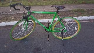 Bicicleta FIXIE MIGARGI