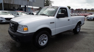 Ford Ranger Xl Blanco 2010