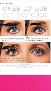 Aumenta el volumen de tus pestañas un 400%/ makeup/ mascara / younique