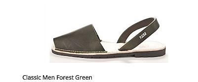 Classic Men Forest Green