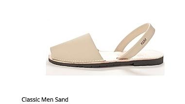 Classic men Sand