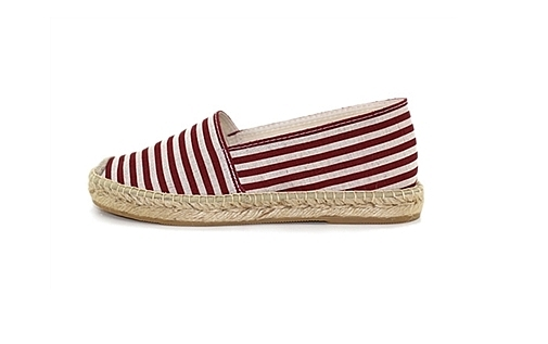 Classic Red Stripes